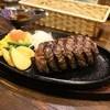 聖ヒジリ - 料理写真:本気のハンバーグ(450g)