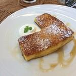 PAN CAFE Gii -  ハチミツ&メープルフレンチトースト