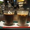 プラネタリウム スターリー カフェ - ドリンク写真:アイスカフェモカM、カフェラテM