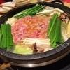 鍋屋 okamoto - 料理写真:石鍋(出来上がり前)♪