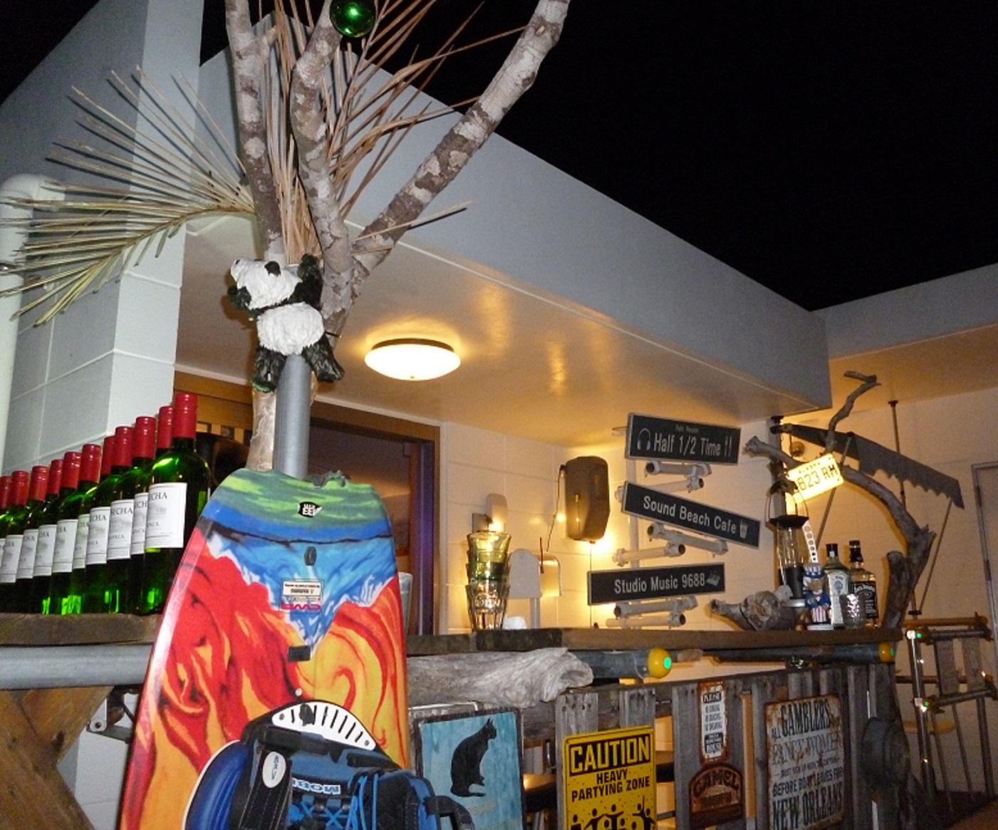 サウンドビーチカフェ