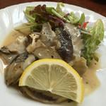 てっぺん - タカセ貝のバター焼き