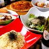 TIDA ティダ - 料理写真:ピザ&パスタ女子会コースいつでも150分[飲放]3480円