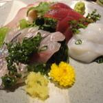 おどる魚 - 料理写真: