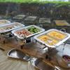 レストランあざれあ - 料理写真:ワンコイン500円といってもホテルの朝食ビュッフェずらりと和洋様々な食品が並びます。