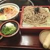 本家 さぬきや - 料理写真:北海親子丼そばセット(1110円)