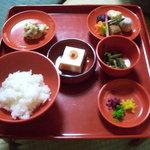 西源院 - 精進料理