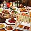 台湾担仔麺 - 料理写真:お野菜たっぷりぐるなび限定コース登場。 4980円飲み放題込み!
