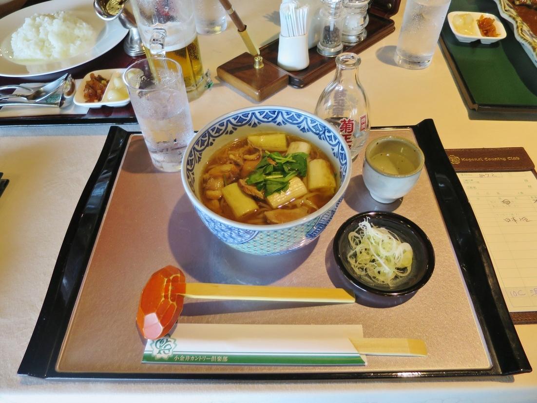 小金井カントリー倶楽部 レストラン