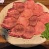 Sumibi Yakiniku Tajimaya - 料理写真:牛タン塩!まあまあ厚切りで肉質も悪くないです