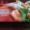 錦寿し - 料理写真:上ちらし