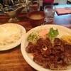 キューブ - 料理写真:カルビ焼肉定食?1050円