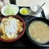 かつ亭 - 料理写真:・「かつ丼(\820)」
