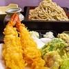 平成庵 - 料理写真:特大海老のせいろです