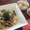 CAFE RODAN - 料理写真:豚の照りマヨ丼