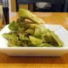 ハナ - 料理写真:HANA名物ザーサイ350円