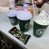 フレッシュロースター 珈琲問屋 - 料理写真:家族3人でカフェ+チョコ。