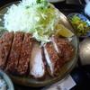 濱乃家 - 料理写真:ロースの断面