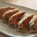 Hananoki@Plus - バカうま野菜餃子!