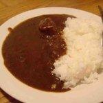 ラーメン櫻島 - 角煮カレー