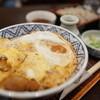 ごまそば 八雲 - 料理写真:カツ丼セット