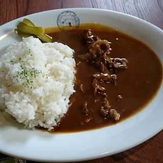 マサグラン - 料理写真:ビーフカレー(780円)