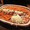 ピーポケット - 料理写真:チキンカツスパゲッティ