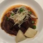わかば堂 - 国産和牛の赤ワイン煮