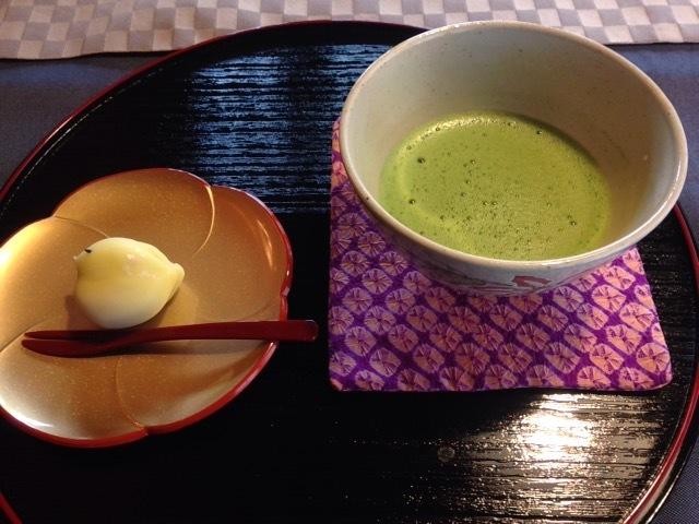 抹茶カフェ 花水木