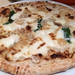 37479769 - 和栗をたっぷりと使ったピッツァ。美味です!