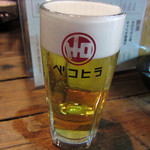 ベコヒラ - ビール