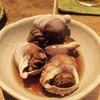 おわん - 料理写真:ツブ貝煮付け