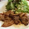 かやらん - 料理写真:豚カルビ(ランチメニュー)