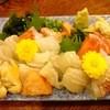 竹駒 - 料理写真:お造り盛り合わせ