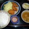 三州屋 - 料理写真:ひれかつ定食【税込】1,150円