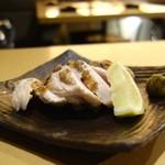 とりまる - むね肉ゆず胡椒焼き(690円)