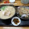 東龍軒 - 料理写真:「チャーハンセット」770円