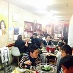 sumiyaki SAKYO酒処 - 平日でもカップルさんやお仕事終わりの方がワイワイやってますよ^ ^