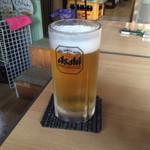 やきとり クロちゃん - ドリンク写真:生ビール