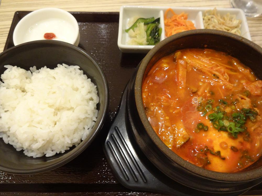 東京純豆腐 フレンテ笹塚店