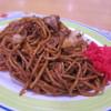 焼そばショップ タムラ - 料理写真:焼そば(中)