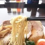 タブー・ザ ボニート - 2015年3月 手火山チャーシューめん 1180円