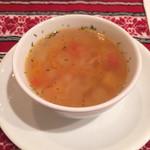 サルマーレ - 野菜スープ