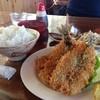 いさりび食堂 - 料理写真:20150427 いわしフライ定食