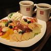 NIHONBASHI CAFEST - 料理写真:ブリオッシュフレンチトーストスペシャル