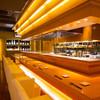 スタイリッシュジャパニーズジパング - 内観写真:光あふれる完全OPENキッチンスタジアム
