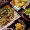とり菊 - 料理写真:天ざる定食