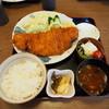 とんかつ 新 - 料理写真:ロースとんかつ定食\1,080-