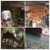 不動滝ひろづき - 料理写真:今日はキャンプに来ました。山で飲むビールはうま〜い( ´ ▽ ` )ノ