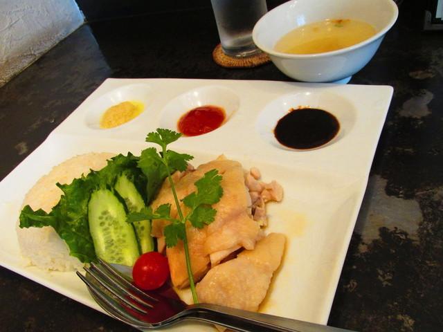 カフェ・シンガプーラ 海南鶏飯